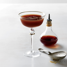 Food & Wine: Figgy-Orange Cocktail