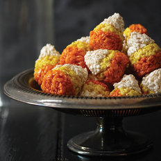 Food & Wine: Spiced Candy Corn Crispies