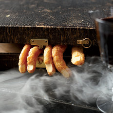 Food & Wine: Spicy Cheddar Witch Fingers