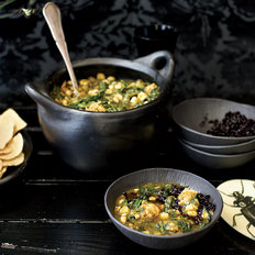 Food & Wine: Swamp Chili (Poblano-and-Spinach Posole)