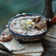 Food & Wine: The Zimmern Family's Chopped Chicken Liver