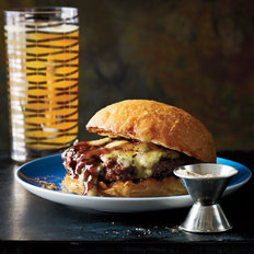 Food & Wine: Umami Burgers with Port and Stilton