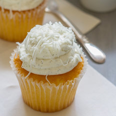 Food & Wine: Coconut Flour Cupcakes