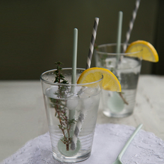 Food & Wine: Vodka-Thyme Lemonade
