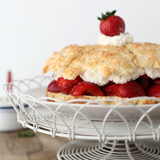 Food & Wine: Strawberry Shortcake