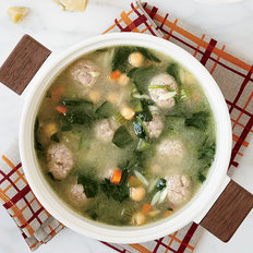 Food & Wine: Italian Wedding Soup