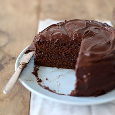 Food & Wine: Mom's Chocolate Cake