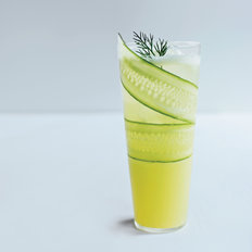 Food & Wine: Cucumber-Lemonade Mocktail