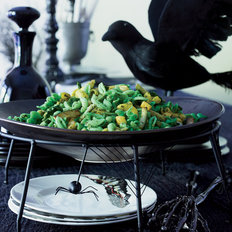 Food & Wine: Fusilli with Asparagus, Zucchini and Basil-Mint Pesto