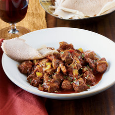 Food & Wine: Ethiopian Spiced Lamb Stew