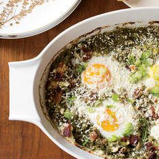 Food & Wine: Mexican Eggs in Purgatory