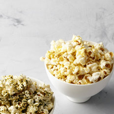Food & Wine: Ranch Dressing Popcorn