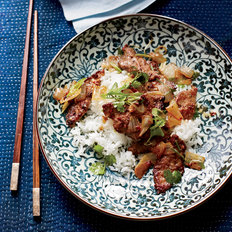 Food & Wine: Spicy Sichuan-Style Lamb with Cumin