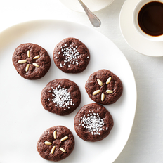 Food & Wine: Chocolate Amaretti Cookies