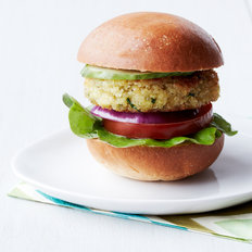 Food & Wine: Crispy Quinoa Sliders