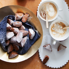 Food & Wine: New Orleans-Style Chicory Beignets