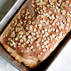 Food & Wine: Honey, Nuts and Oats Gluten-Free Sandwich Bread