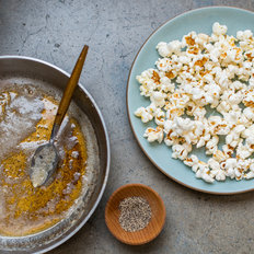 Food & Wine: Brown Butter Popcorn