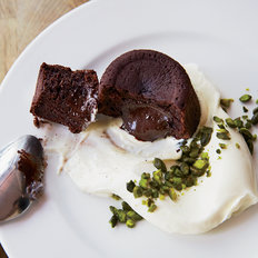 Food & Wine: Hot Chocolate Pudding Cakes