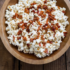Food & Wine: Maple-Bacon Popcorn