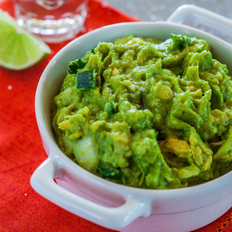 Food & Wine: Guacamole with Tequila and Lime