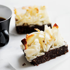 Food & Wine: Chocolate-Coconut Bars