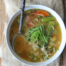 Food & Wine: Chicken and Okra Gumbo