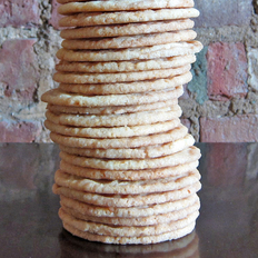 Food & Wine: Cornmeal Sugar Cookies