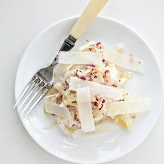 Food & Wine: Fennel and Red-Onion Salad with Parmesan