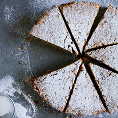 Food & Wine: Mexican Chocolate Chip-Pumpkin Seed Cake