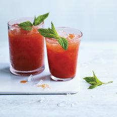 Food & Wine: Tomato Water Bloody Marys