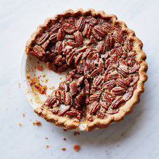 Food & Wine: Bourbon-Pecan Pie