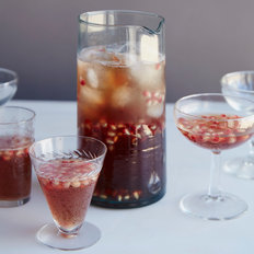 Food & Wine: Pomelder Prosecco Punch