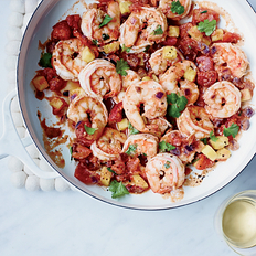 Food & Wine: Tequila-Chipotle Shrimp