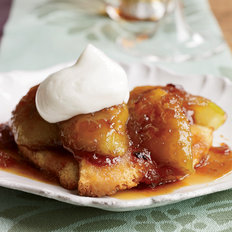 Food & Wine: Skillet Apple Charlotte