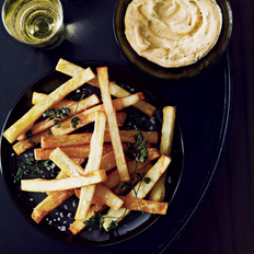 Food & Wine: Hand-Cut Fries with Smoked Aioli