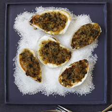 Food & Wine: Oysters Rockefeller