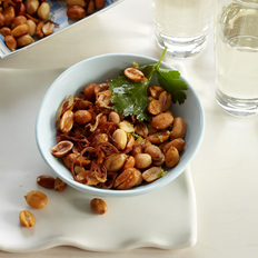 Food & Wine: Fried Peanuts with Asian Flavors