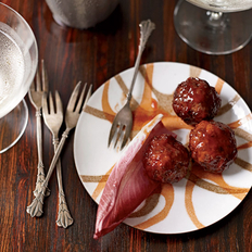 Food & Wine: Cocktail Meatballs