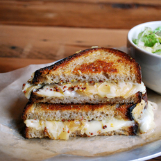 Food & Wine: The Gooiest Grilled Cheeses in the U.S.