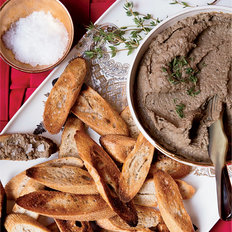Food & Wine: Chicken-Liver-Pâté Toasts