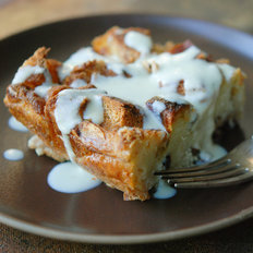 Food & Wine: Bread Pudding with Irish Whiskey