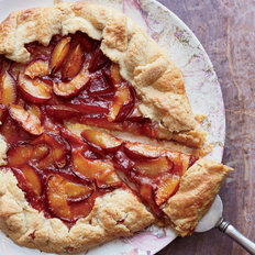 Food & Wine: Plum Galette