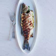 Food & Wine: Grilled Whole Fish