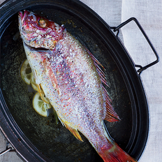 Food & Wine: Roasted Whole Fish