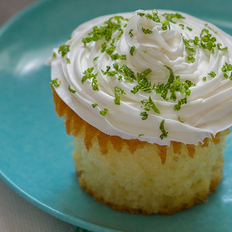 Food & Wine: Lime-Coconut Cupcakes