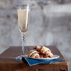 Food & Wine: Raspberry Rugelach