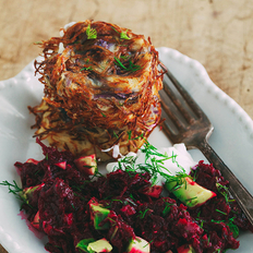 Food & Wine: What to Drink with Latkes