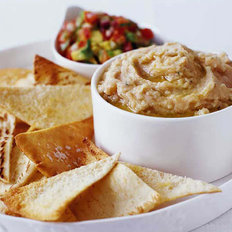 Food & Wine: White Bean Dip with Herbs