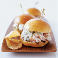 Food & Wine: Lobster Sliders